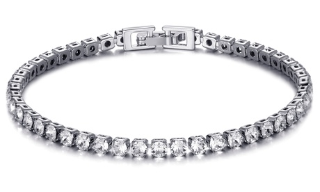 Philip Jones pulsera con cristales de Swarovski®