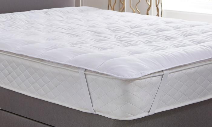 Silentnight Pure Cotton Anti-Allergy Mattress Topper for £18