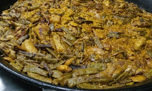 Innóvateya: Experiencia gastronómica para una o dos personas en el mercado central desde 24,90 € en Innóvateya