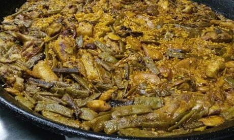 Experiencia gastronómica para una o dos personas en el mercado central desde 24,90 € en Innóvateya Oferta en Groupon