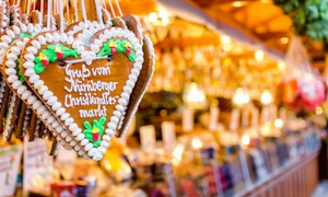 The Sophienburg Museum & Archives: $11 for Christmas-Market Entry for Two Benefitting The Sophienburg Museum & Archives ($20 Value)