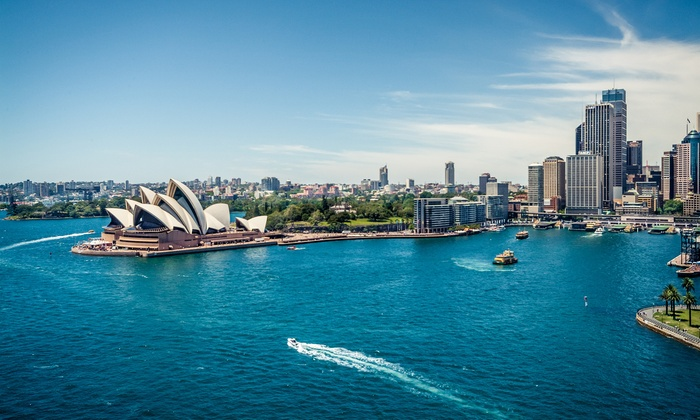 10- or 13-Day Australia & Fiji Vacation w/ Air from Pacific Holidays