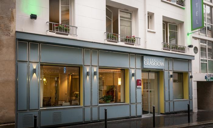 H Tel Glasgow Paris Le De France Groupon