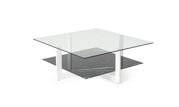 table basse takis en verre groupon shopping. Black Bedroom Furniture Sets. Home Design Ideas