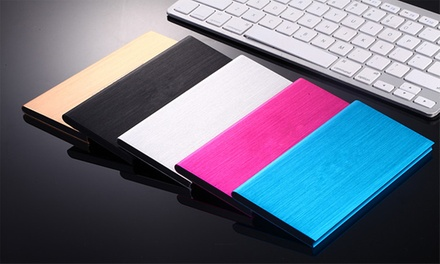 Ultra-Thin 20.000mAh Power Bank