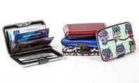 Aluminium Card Wallet from €4.99