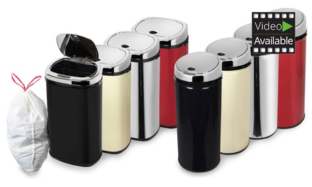 Morphy Richards Sensor Bin in Choice of Colour and Style