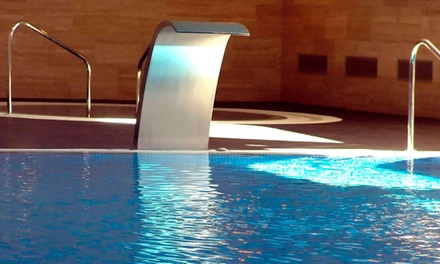 Costa Brava: de 1 a 7 noches en habitación doble con desayuno, detalle y opción a spa en Hotel Colón Thalasso Termal 4*