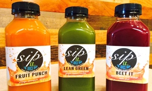 TN Juice Bar: Three-Day Refine Juice Cleanse for One or Two from TN Juice Bar ( 42% Off )