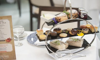image for Spa Pass and Afternoon Tea for Two or Four at 4* Hythe Imperial Hotel