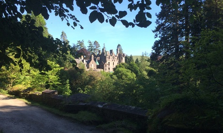 Título nobiliario para convertirse en un Lord y/o Lady Escocés con Dunans Castle (hasta 77% de descuento)