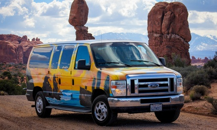 5-, 7-, or 14-Day Mavericks Campervan Rental with Optional GPS and Picnic Table from Escape Campervans Denver