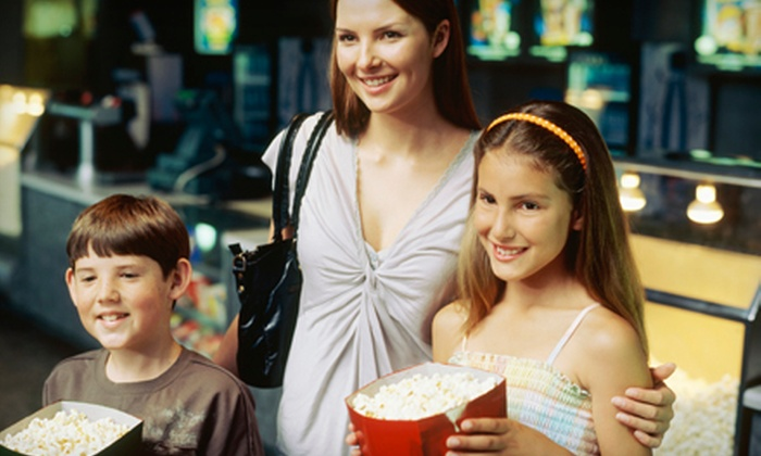 Bluelight Cinemas - Cupertino: Three or Nine Kids' Movie Packages with Popcorn, Drink, and Candy at BlueLight Cinemas (Up to 71% Off)