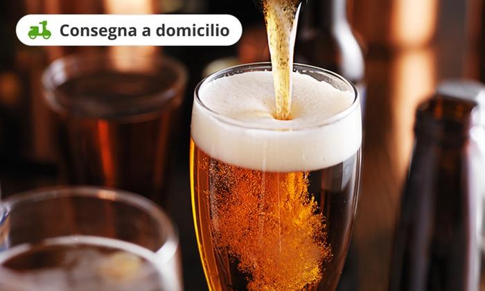 Promozione Prodotti Gourmet a Bibbiena: -28% per 5 birre artigianali da 33 o 75 cl da