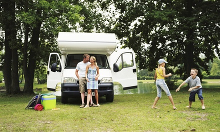 Co. Kerry: 3- or 5-Night Camping for Four or Six People at Beechgrove Caravan & Camping