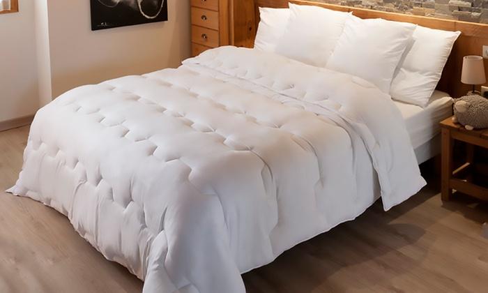 Couette et oreillers antitaches 500 g/m2 Blanrêve dès 3990€ (jusqu'à 67% de rduction)