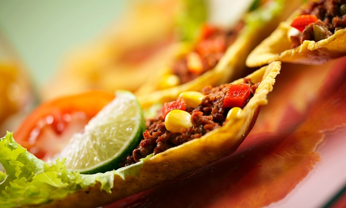 City Limits Saloon - Randolph: Tex-Mex at City Limits Saloon (Up to Half Off). Two Options Available.