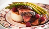 The Epicurean Bistro and Wine Bar - Latham Farms Shopping Mall: French Dinner for Two or Four, Valid Weekdays or Weekends at The Epicurean Bistro and Wine Bar (Up to 30% Off)