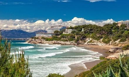 Salou: habitación familiar para hasta 4 personas con opción a media pensión en Hotel Salou Beach 4*