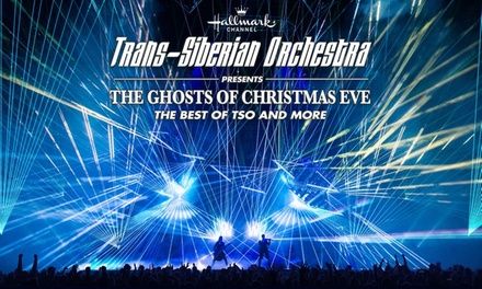 """Presale: Trans-Siberian Orchestra – """"The Ghosts of Christmas Eve"""" Concert & Album on November 20 at 4 p.m. or 8 p.m."""