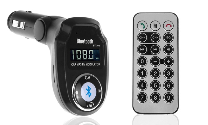 Radiotrasmettitore Bluetooth Q7