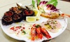 Ristorante Baaria - Prati: Menu pesce con ostriche, aragosta e frutti di mare e vino al Ristorante Baaria, Prati, agosto aperto (sconto fino a 65%)