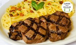 Portato Cucina Premium – Shopping Pátio Batel: 7 opções de carnes com acompanhamentos para 1, 2 ou 4 pessoas na Portato Cucina Premium – Shopping Pátio Batel