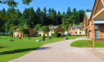 Forest of Dean: 3- or 4-Night Stay in Premier Apartments or Woodland Lodge for Up to Six People at Whitemead Forest Park