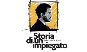 """Storia di un impiegato, Teatro Libero, Milano: """"Storia di un impiegato"""" da Fabrizio de Andrè - Spettacolo dal 24 al 29 maggio al Teatro Libero di Milano (sconto 33%)"""