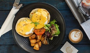 Checkmate Cafe: AED 40 to Spend on Food and Drinks at Checkmate Cafe (50% Off)