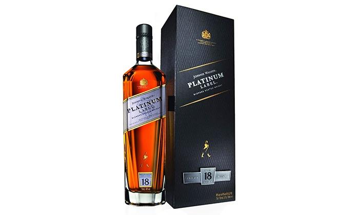 Beverage Shop - In-Store Pickup: Johnnie Walker Platinum Label Scotch at Beverage Shop