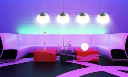 2er- oder 4er-Set flexible LED-Hängelampen inkl. Versand (bis zu 67% sparen*)
