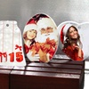 47% Off Personalized Bell Photo Ornament