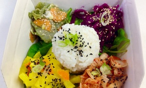 Vegan Yes: Main Dish with Soft Drink for One, Two or Four at Vegan Yes (Up to 50% Off)