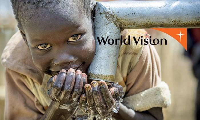 World Vision Christmas Gift Campaign Groupon Goods