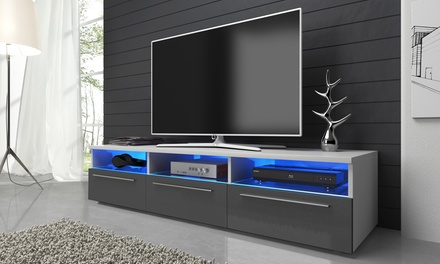 meuble tv samuel taille et coloris au choix d s 79 90 jusqu de r duction france deals. Black Bedroom Furniture Sets. Home Design Ideas