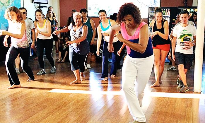 Brasil Brasil Cultural  Center - Culver - West: $45 for10 Dance, Fitness, andCapoeiraClassesat Brasil Brasil Cultural Center (Up to $150 Value)