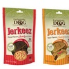 Jerkeez Made in USA Chewy Dog Treats (3-Pack)
