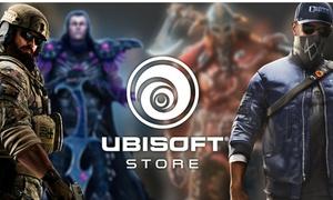 Ubisoft: Bon d'achat de 15 € donnant droit à 30 € de crédit sur l'Ubisoft Store