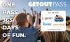 40% Off 12-Month Utah GetOutPass