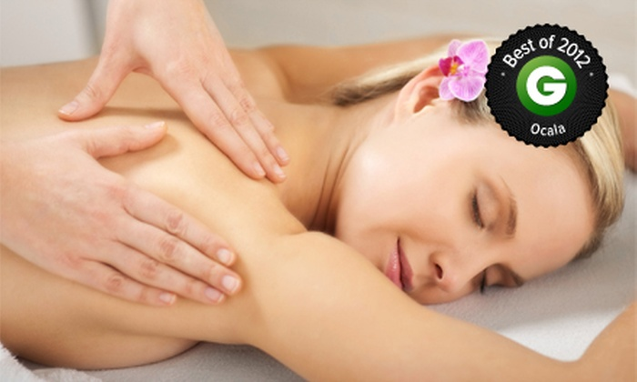 Massage Therapy - Lady Lake: One 60- or 90-Minute Massage or Two 60-Minute Massages at Massage Therapy (Up to 57% Off)