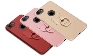 Coque iPhone avec bague