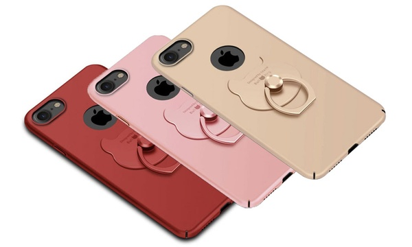 Coque avec bague pour iPhone 6 / 6S, 6 / 6S , 7/8, 7 / 8