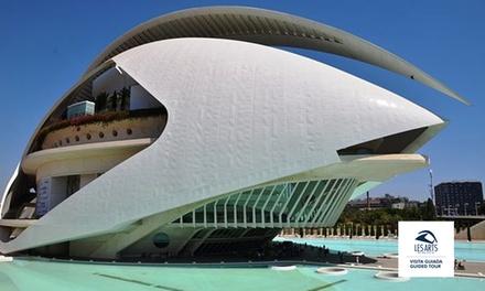 Entrada a Palau de les Arts Reina Sofía para niño y/o adulto en Valencia