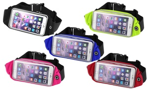 Waterproof Running Wallet Pouch for iPhone 6 Plus 5.5