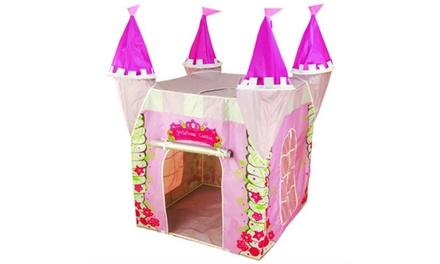 Precious Little One prinsessenkasteel tent met UVbescherming