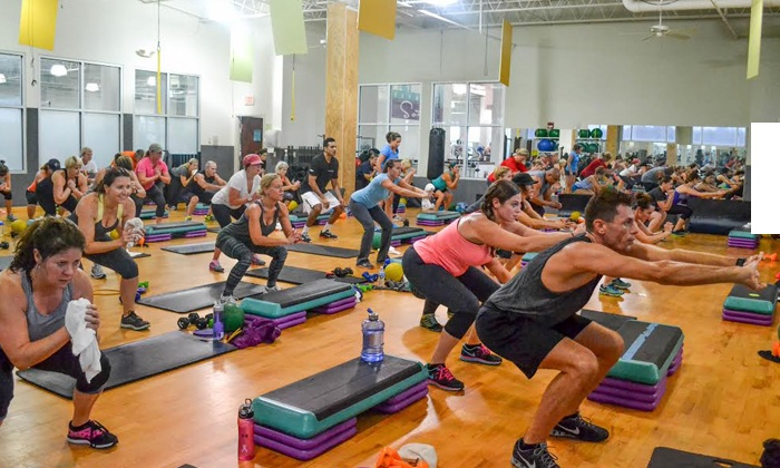 Inlet Fitness - Multiple Locations: $39 for a 30-Day Gym Membership with Fitness Classes at iNLeT Fitness ($132 Value)