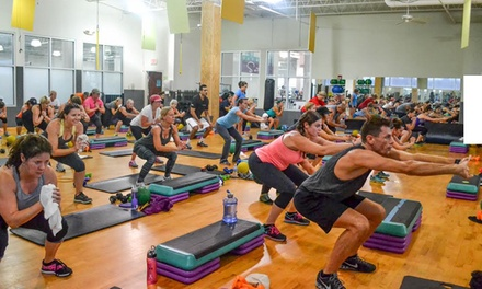 $35 for a 30-Day Gym Membership with Fitness Classes at iNLeT Fitness ($132 Value)