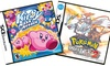 Nintendo DS Game Bundle: Nintendo DS Game Bundle with Kirby Mass Attack and Pokémon White 2. Free Returns.