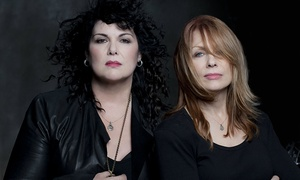 Heart: Heart at House of Blues Las Vegas on August 13–15 (Up to 35% Off)